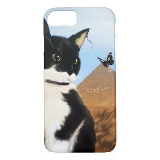 Ägyptische Katze iPhone 8/7 Hülle