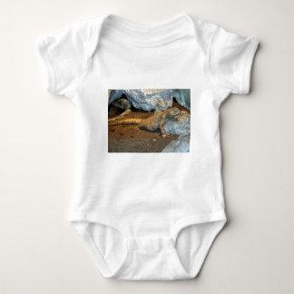 Ägyptische Klecks-Eidechse Baby Strampler