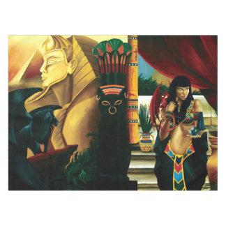 Ägyptische Königin Tischdecke