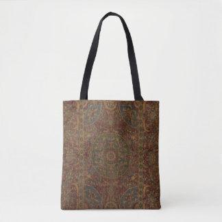 Ägyptische Medaillon-Teppich-Tasche Tasche