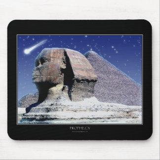 ÄGYPTISCHE SPHINX-PROPHEZEIUNG Mousepad
