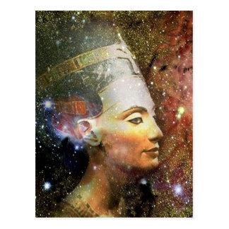Ägyptische Winde Postkarte