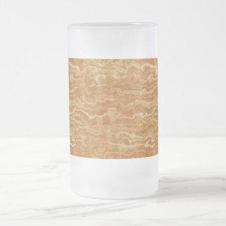 Ägyptischer Marmor Mattglas Bierglas