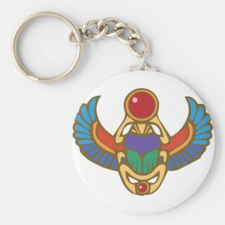 Ägyptischer Scarabäus Schlüsselanhänger