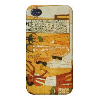 Ägyptischer Speck-Kasten iPhone 4/4S Cover