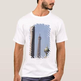 Ägyptisches an der richtigen Stelle De-La des T-Shirt