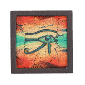 Ägyptisches Auge von Horus - Ra Schachtel