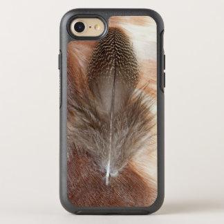Ägyptisches Gans-Feder-Stillleben OtterBox Symmetry iPhone 8/7 Hülle