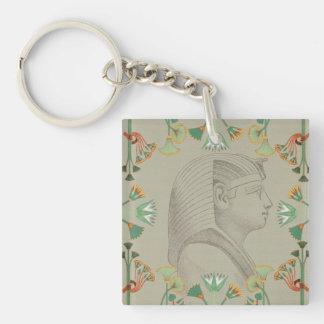 Ägyptisches Pharao Keychain Schlüsselanhänger