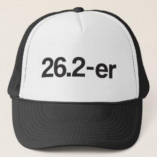 äh © 26,2 oder Marathoner - lustige Truckerkappe
