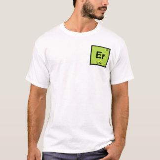 Äh - Eris Göttin-Chemie-Periodensystem-Symbol T-Shirt