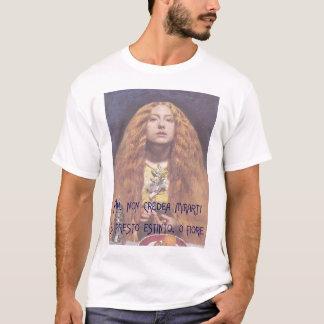 Ah, nicht credea mirarti (2) T-Shirt