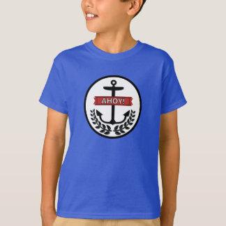 Ahoi - das grundlegende Hanes Tagless ComfortSoft® T-Shirt