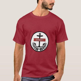 Ahoi - die Hülsen-T - Shirt  der Frauen