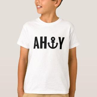 Ahoi mit Anker T-Shirt