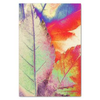 Ahorn abstrakt seidenpapier