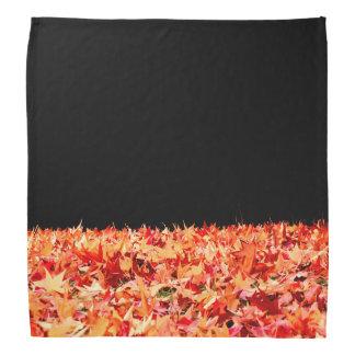 Ahorn-Blätter Kopftuch