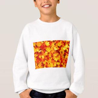 Ahorn-Blätter Sweatshirt