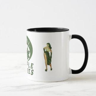 Ahorn-DamenKaffeetasse Tasse