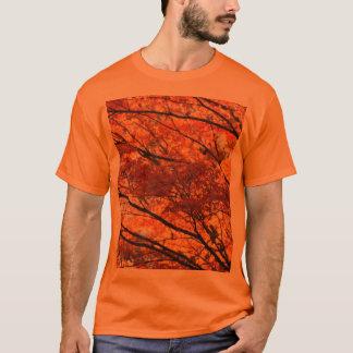 Ahornbaumlaub T-Shirt