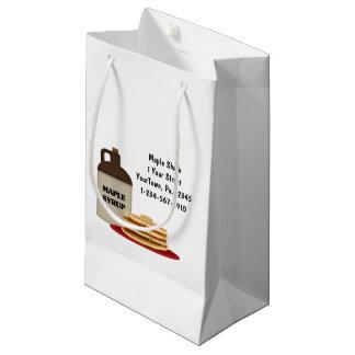 Ahornsirup-Produkt-Tasche Kleine Geschenktüte