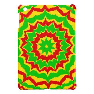 Ährentragendes Rasta Muster iPad Mini Hülle