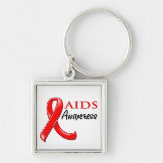 AIDShiv-Bewusstseins-Band Schlüsselanhänger