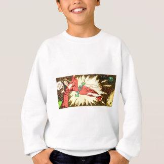 Aie-eee! Ka-Blam! Sweatshirt
