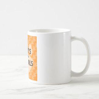 AIGTA Podcast orange Logo Kaffeetasse
