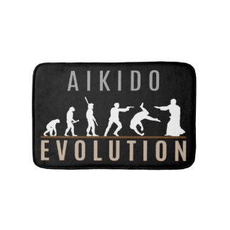 Aikido-Evolution Badematten