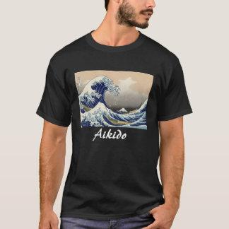 Aikido-Japaner-Kampfkunst T-Shirt
