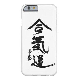 Aikido-Kanji O'Sensei Kalligraphie Barely There iPhone 6 Hülle