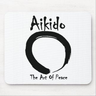 Aikido-Mausunterlage Mousepads