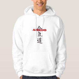 AIKIDO-SWEATSHIRT KAPUZENPULLIS