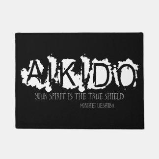 Aikido-Zitat Türmatte