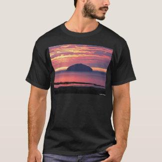Ailsa Craig Sonnenuntergang T-Shirt