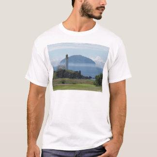 Ailsa Craig, Turnberry Leuchtturm T-Shirt