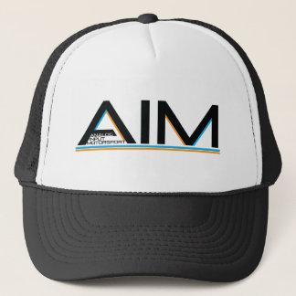 AIM-Fernlastfahrer-Hut (Farbe) Truckerkappe