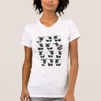 aint keine freakin Schafe T-Shirt
