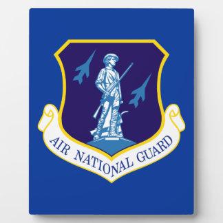 Air National Guard-Plakette Fotoplatte