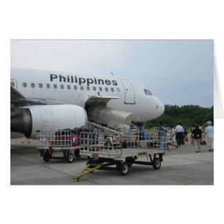 Air Philippines Karte