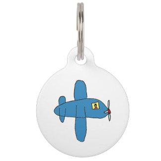 Airbeep (Flugzeug) Tiermarken