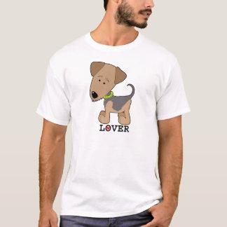 Airdale Liebhaber T-Shirt