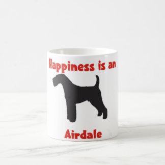 Airdale Tasse