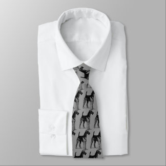 Airedale-Terrier-HundeKrawatte Krawatte