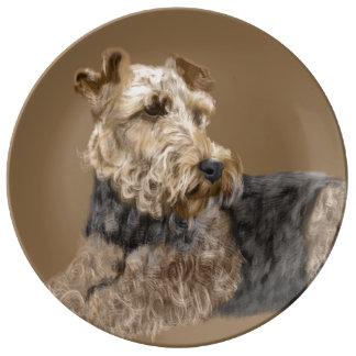 Airedale Terrier Teller