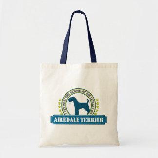 Airedale Terrier Tragetasche