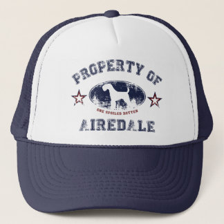 Airedale Truckerkappe