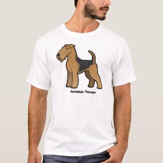 Airedaleterrier T-Shirt