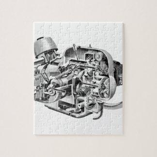 Airhead-Cutaway Puzzle